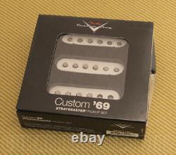 099-2114-000 Fender Custom Shop 69 Strat Guitar Pickup Set of 3