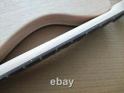 1 set Unfinished electric guitar neck and body for PRS style