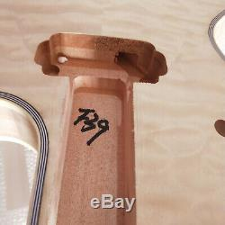 1 set unfinished Guitar Neck and body DIY Electric guitar kit LP style