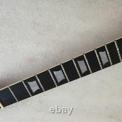1set finished electric guitar body with neck SG style Electric guitar