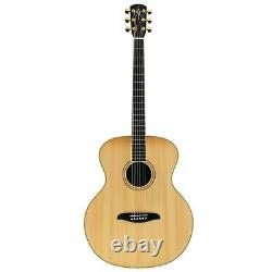 Alvarez Yairi Standard YB70 Baritone Acoustic Guitar, Natural/Gloss