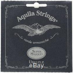 Aquila 100U Soprano Ukulele Strings Set. Cordoba Guitars. Brand New