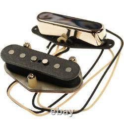 Bare Knuckle Brown Sugar Single Coil Vintage Hot Pickup Set Telecaster Guitar