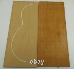 Beautiful Red Cedar Classical Luthier Tonewood Guitar Top Set Aaaa Free Ship