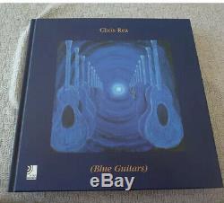 CHRIS REA (Blue Guitars) 11 CD + DVD + Book Set Like New