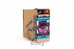 D'Addario Nickel Wound Electric Guitar Strings, Super Light, 9-42, 25 Sets