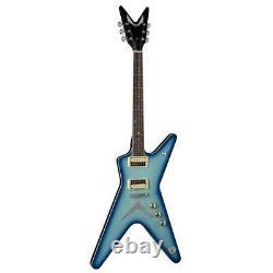 Dean ML 79 6-String Electric Guitar, Blue Burst #ML 79 BB