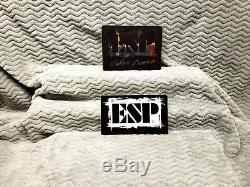 ESP Guitars 6 Sticker SetNEW