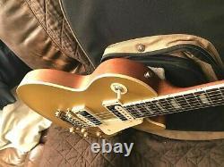 Epiphone Les Paul Traditional Pro IV L. E. Electric Guitar GOLD TOP/Set Up&Bag