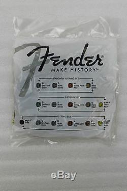 Fender Standard 5-String Set 5 Guitars Strings G D a E Low B New A
