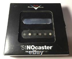 Genuine American Fender Custom Shop 51 Nocaster Telecaster Tele Pickup Set USA