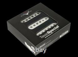 Genuine USA Fender Strat Custom Shop Texas Special Guitar Pickup Set of 3 NEW