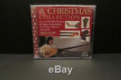 Gregg Miner A Christmas Collection Antique Instruments Guitars 2-CD Set NEW