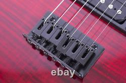 Grote Set-in Electric Guitar With locking tuners (Red) GRWB-TLRD