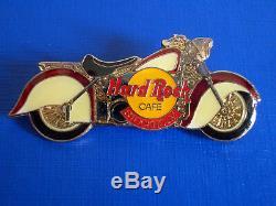 HRC Hard Rock Cafe 5 Pin Set Stockholm White Killer 3 Guitars 2 other New