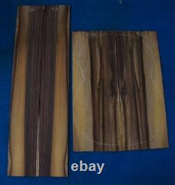 Indonesian Rosewood Back and Sides Luhier Jumbo Guitar Set