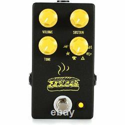 JHS Muffuletta 6-way Fuzz Muff Settings Guitar Effect FX Stompbox Pedal