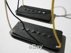 Jazzmaster Pickups SET Coil Tapped A5 HandWound Guitar Fits Fender HOT Vintage Q