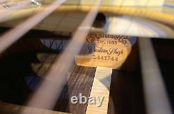 Martin Custom Shop 000 Style Acoustic Guitar Wild Grain Rosewood Wood Set #6
