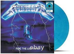 Metallica Exclusive- All 6 Walmart Exclusive Limited Colored Vinyl Record LP Set