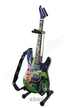 Metallica Miniature Guitars and Drum Mega Set