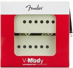 NEW Fender V Mod PICKUP SET for Jazzmaster Guitar Parts Pickups 0992270000