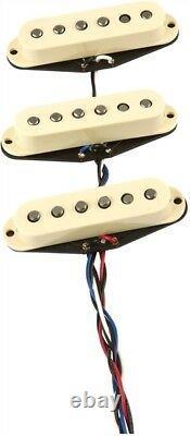 NEW Fender V Mod PICKUP SET for Stratocaster Strat Guitar Parts 0992266000