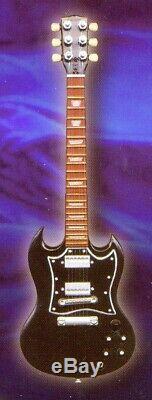 New Konno GUITAR MEMORIES Musical Instrument Capsule Toy Full set of 6 guitars