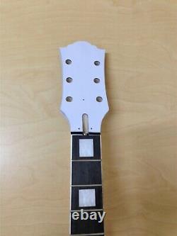 No-Soldering Hollow Body Electric Guitar DIY Kit, Set Neck, 273MADIY