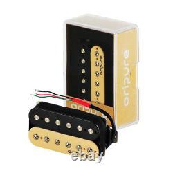 OriPure Alnico 5 Guitar Pickup Humbucker Double Coil Neck 7.2K / Bridge 8.4K