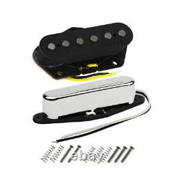OriPure Handmade Alnico 5 Single Coil Tele Guitar Pickup Neck / Bridge / N+B Set