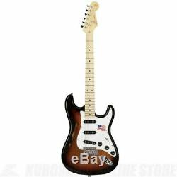 SX Guitars FST/ALDER/H/3TS New Stratocaster Model Sunburst WithAccessory Set