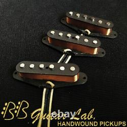 Scooped / Big Dipper John Mayer Custom Pickups Set Handwound BB Guitar Lab