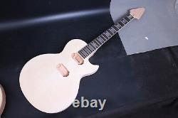 Set Mahogany Guitar Body+Guitar Neck 22Fret Fit Diy Electric Guitar project