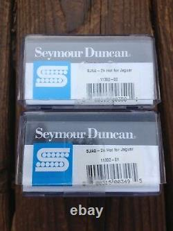 Seymour Duncan SJAG-2 Hot Jaguar SET Bridge & Neck for Fender Guitar