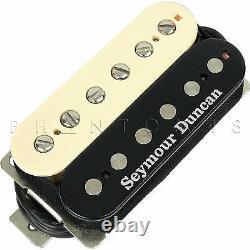 Seymour Duncan Saturday Night Special Guitar Humbucker Pickup Set ZEBRA