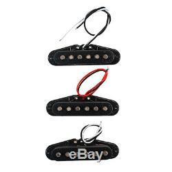 Single Coil Pickups Neck/Middle/Bridge Set for ST Electric Guitars New