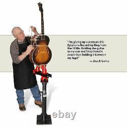 StewMac ShopStand and Guitar Repair Vise Set