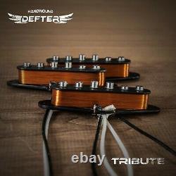 Strat Pickup Set for Strat Guitar HandWound AlNiCo5 Tribute