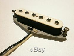 Stratocaster MONSTER Guitar Pickups SET +18kOhm HandWound Power Strat HOT & FAT