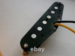 Stratocaster SET A4 HOT BRIDGE 15kOhm Custom Strat Guitar Pickups HandWound Q