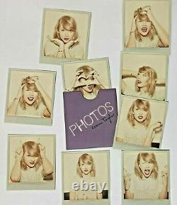 Taylor Swift 1989 Tour Edition Limited CD Guitar Picks Photos Set from Japan New