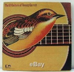 The 50 Guitars Of Tommy Garrett (2 Lp Set) Like New Gift Quality