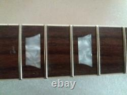 Unfinished 1 set electric guitar kits body and neck for LP style parts