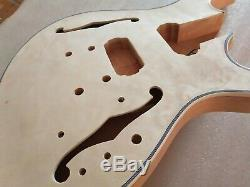 1 Jeu Non Fini Bricolage Guitare Cou Et Le Corps Pour Kit Guitare Style Prs