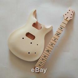 1 Set De Nouveaux Kits De Guitare Électrique Bricolage Prs Guitars Prs Guitars Mahogany Body