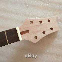 1 Set Diy Manche Et Manche De Guitare Non Finis Pour Kit De Guitare De Style Prs