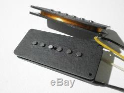 1958 Jazzmaster Micros Set Vintage Correct A5 Handwound Guitare Fender Vintage Q