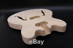 1set Corps Guitare Semi-creuse + Guitare Cou 22fret Fit 339 Project Style Guitare