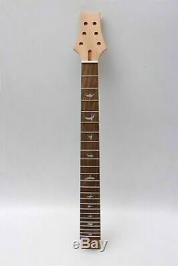 1set Guitar Kit Guitare Cou 22fret Acajou D'érable Cap Set Dans Guitar Oiseaux Corps